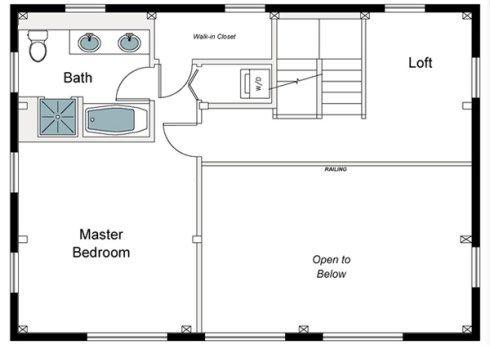 Best 25 small farmhouse plans ideas on pinterest small for Small house plans with character