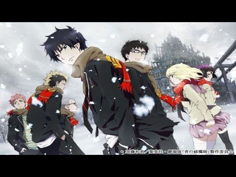 Blue Exorcist Movie (English Dubbed) - YouTube