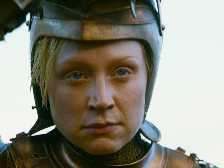 Game of Thrones: George R.R. Martin Just Gave Brienne a New Badass Bac | Vanity Fair