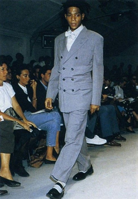 973d8f0e Remember that time Tupac walked in a Versace show? | C ⦿ CATWALK ...