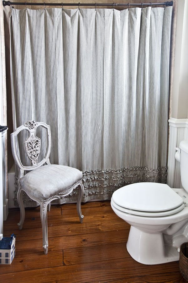 Farmhouse Bathroom Reveal Antiques Chairs And