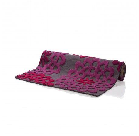 Karpet XOOON model Graphic Flower