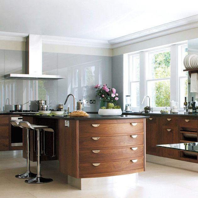 Walnut Kitchen Cabinet: 1000+ Ideas About Walnut Kitchen On Pinterest