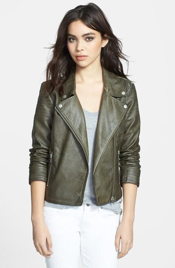 95 best Coats/jackets images on Pinterest | Moto jacket, Green ...