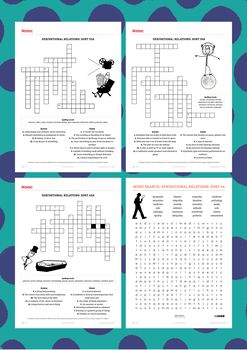 Why we think this pack is useful: We are pleased to provide a spelling pack to support vocabulary understanding for the Words Their Way spelling program. This pack contains crosswords and word searches for the final 30 spelling lists (spelling lists 31 - 60) in the Derivational Relations stage of the Words Their Way spelling program.