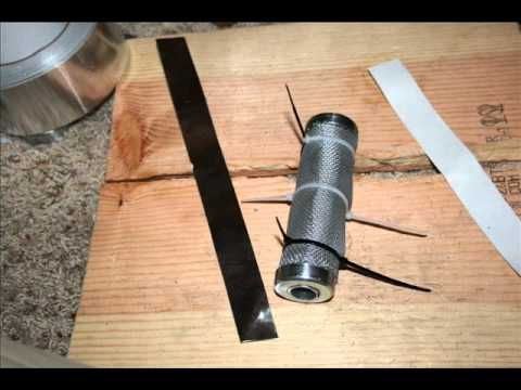 Improvised Suppressors for .22 Rimfire - YouTube