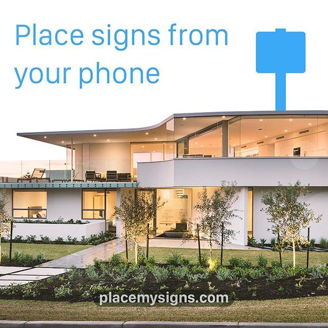 It's easy to do. In fact, much easier than placing signs in person. Tag an agent who needs their signs placed this weekend.  #openhouse #openhousesandiego #agents #homes #realestate #sandiegorealestate #inlandempirerealestate #murrietarealestate #ocrealestate #placemysigns - posted by Placemysigns https://www.instagram.com/placemysigns - See more San Diego Real Estate photos from Local San Diego Realtors at https://LocalRealtors.com/stream