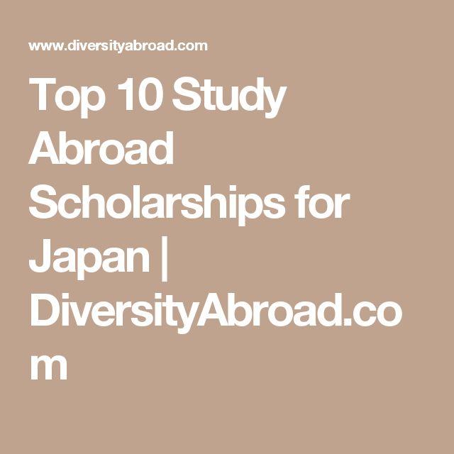 45 Scholarships for Study Abroad Around the World in 2019