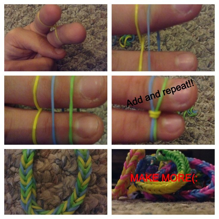 Loom bands tutorial easy tagalog recipes