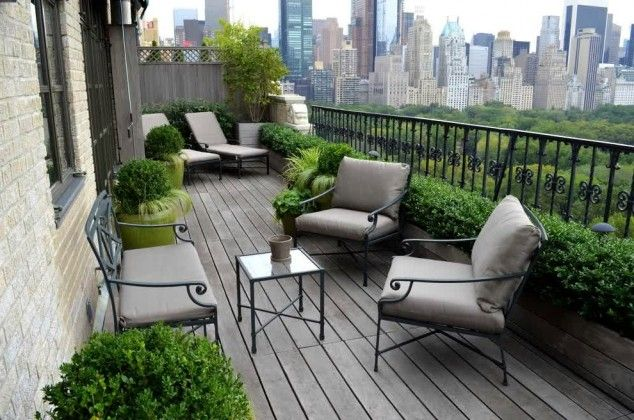 16 Modern Balcony Garden Ideas To Get Inspired From