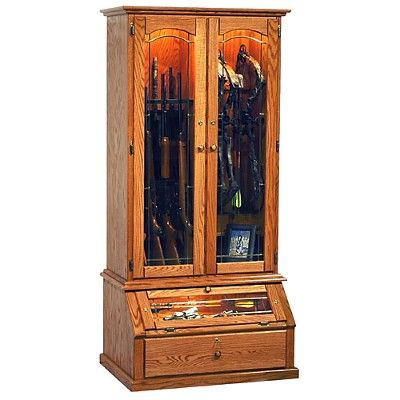 8 best Gun Cabinet Plans images on Pinterest
