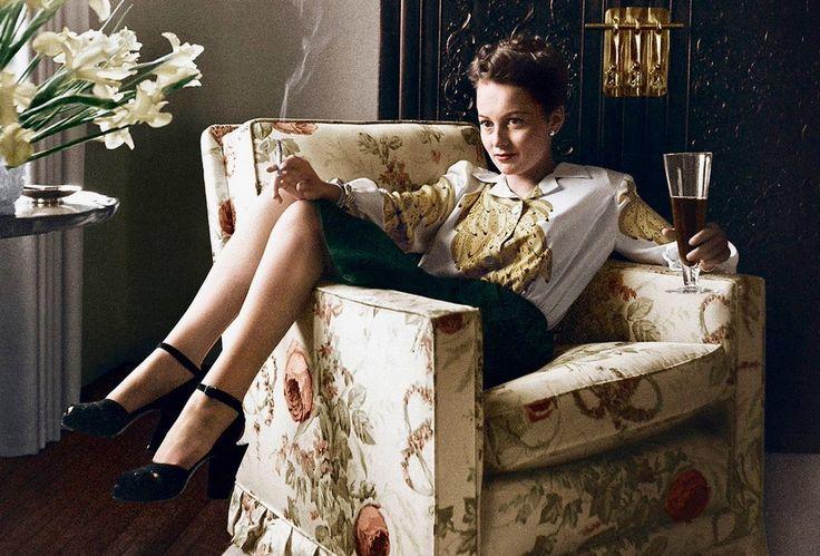 Classic Film Girl - oldhollywoodcinema: Olivia de Havilland in her...