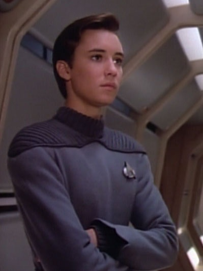Star Trek The Next Generation: Wesley Crusher