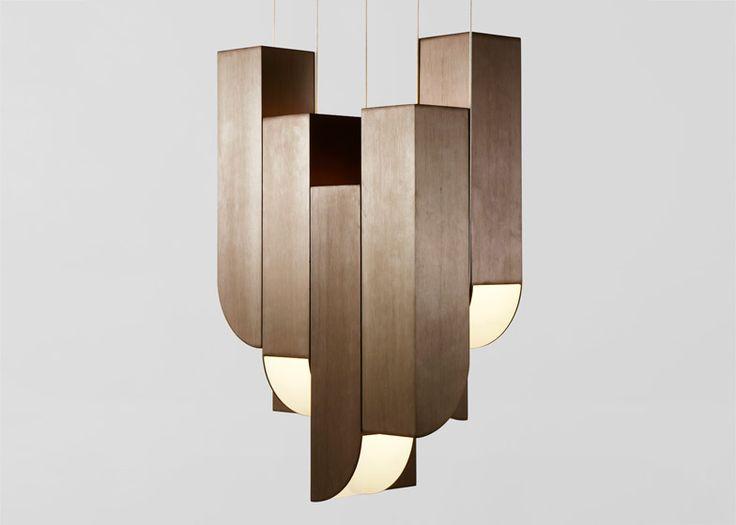 1000 images about interesting lighting design on pinterest pendant lights ux ui designer and - Lindsey adelman chandelier knock off ...