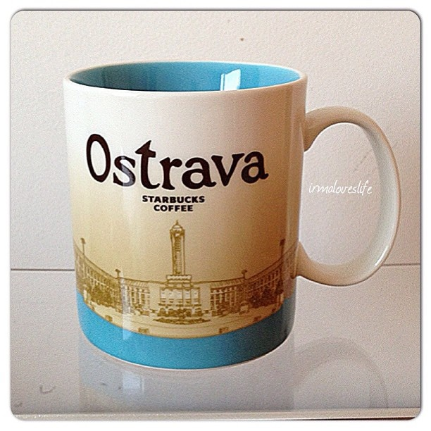 A relaxing cup of... in Ostrava