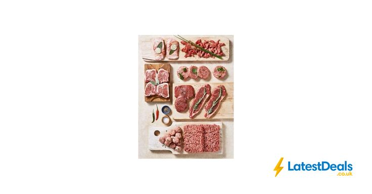 Marks & Spencer Meat Box Order Online Ready to collect in 5 days, £35