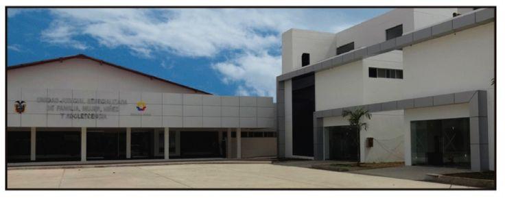 UNIDAD DE LA FUNCIÓN JUDICIAL (JUZGADO DE LA NIÑEZ, LA FAMILIA Y LA ADOLESCENCIA)  Proyecto de construcción y remodelación, ubicado en la Provincia de Los Ríos- Ciudad Quevedo.   2.012