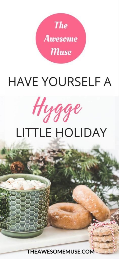Have yourself a hygge little holiday when you incorporate coziness into your daily routine. These gift ideas are great for your holiday shopping needs.
