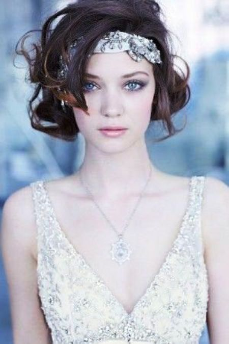Hairstyles In The 20s : 20s hair. I think it would be cool to have a 20s looking wedding. More