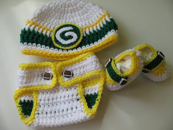 Green Bay Packers Baby Boy Clothes