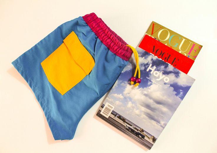 Un poco de lectura este mes de #agosto junto a @hayomagazine & @voguetravel  #antoswimwear se toma las #playas y #poolparties