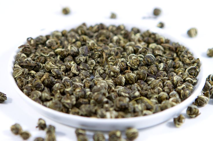 Jasmine Tea Pearls Mo Li Hua Green Tea---------My review: Beautiful floral smell, smooth and relaxing taste. The smell of flowers would fill the room with every wonderful sip. This tea is a winner. Will order again. :)