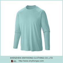 UV Protection 92% polyester+8% spandex Dri fit stretch material mens long sleeve fishing shirt custom  best buy follow this link http://shopingayo.space