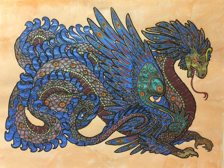 Dragon Adventure 2 - Strut Your Stuff - Color Me Forum
