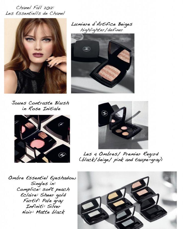 Chanel Fall 2012: Les Essentiells de Chanel