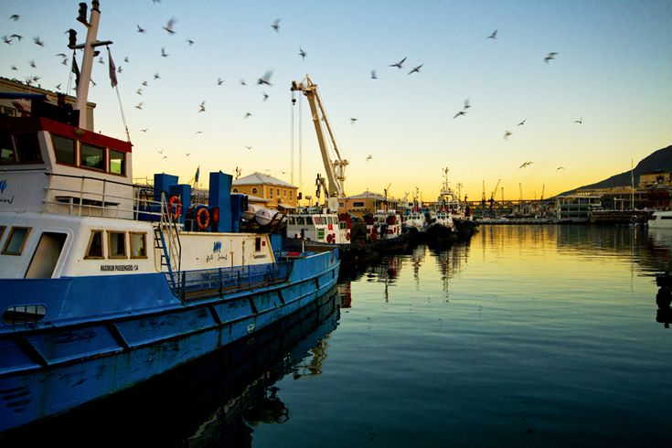 The Waterfront - Cape Town, Western Cape