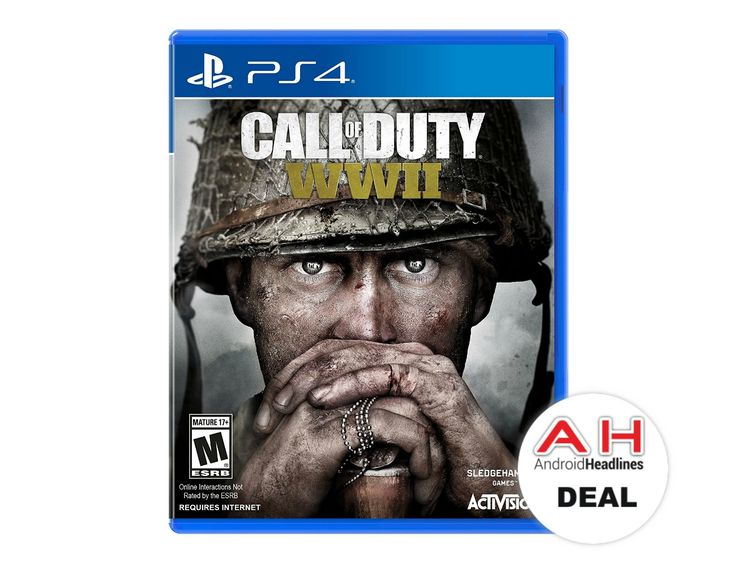 Pick Up Call of Duty: WWII (PlayStation 4 Standard Edition) For Just $38 – Today Only #Android #Google #news