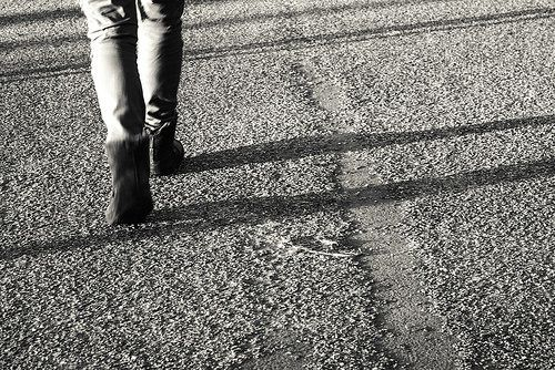 Rushing to work   Flickr - Photo Sharing!