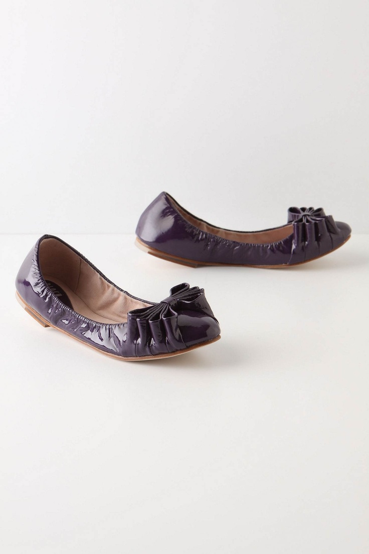 On-the-Vine Flats from Anthropologie