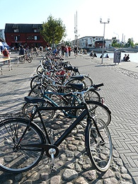 Oulu, Finland. The best biking city in the world?
