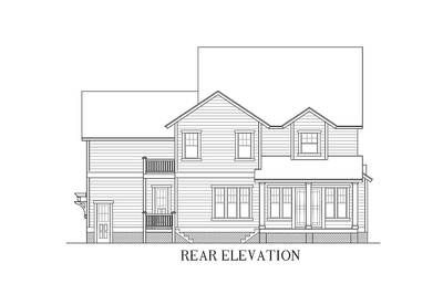 Plan 500002VV: 4 Bed Craftsman Beauty With Exterior Options