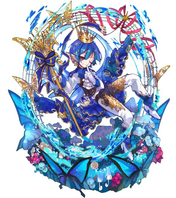 「秋統べる藍翅」 ギフティペペ