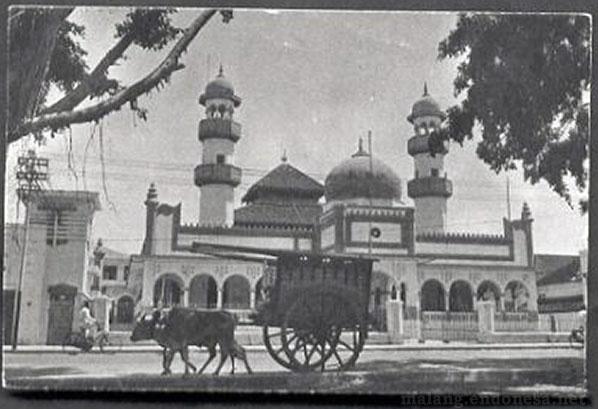 Jami mosque malang