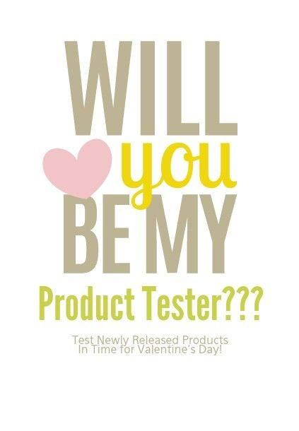 Product Testers Wanted!