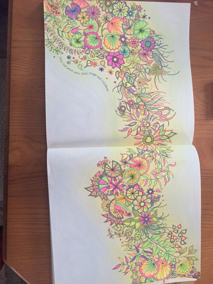 The 35 Best Adult Coloring Book Creations Images On Pinterest