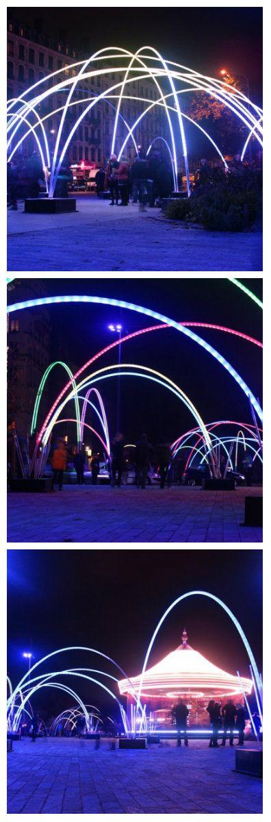 Компании Pitaya, участвуя в фестивале Delight 2015, представила светодиодную…