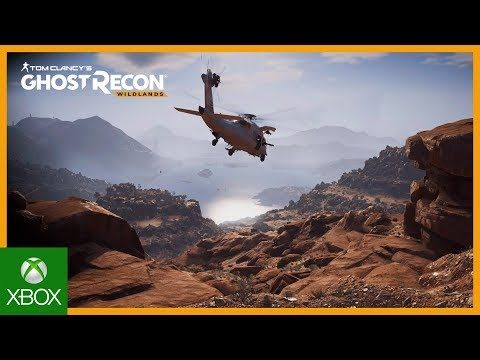 Tom Clancy's Ghost Recon Wildlands: Xbox One X - 4K HDR Gameplay   Trailer - http://eleccafe.com/2017/11/30/tom-clancys-ghost-recon-wildlands-xbox-one-x-4k-hdr-gameplay-trailer/