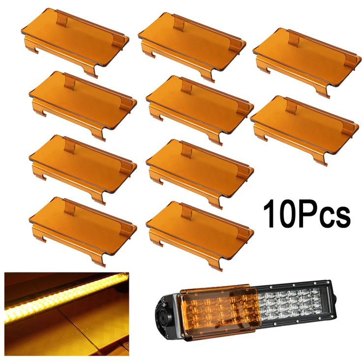 "==> [Free Shipping] Buy Best 10pcs 6"" inch Snap on Dust Proof Lens cover Black Amber Clear Red Blue Green for Led Light Bar 7"" 12"" 24"" 30"" 36"" 42"" 50"" 52"" 54 Online with LOWEST Price 