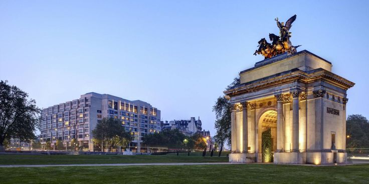 Steeped in history, InterContinental London Park Lane was once the site of a royal residence