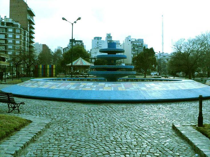 Buenos Aires, Av Cordoba con Anchorena