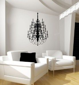 Best Wall Decal Images On Pinterest Wall Decals Chandeliers - Wall stickers for dining roomawesome dining room wall decals home design lover