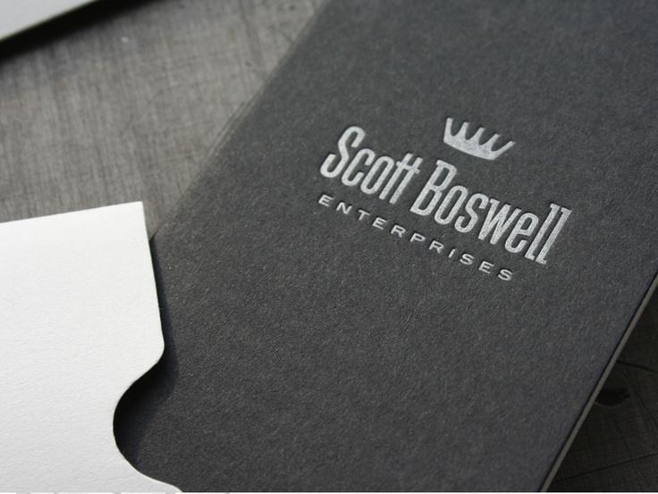 Best Business Cards  Visitenkarten Images On   Visit