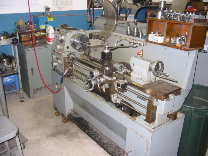 machine shop pr