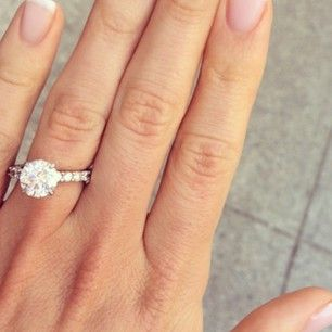 """13 Engagement Stories That Will Make Your Heart Melt Stone Fox Bride, a bridal store in New York City, has been using its Instagram to gather photos of beautiful engagement rings and the proposal stories behind their owners. """"Before we went into Madison Square Garden, Michael asked me to re-enact how and where we met up before our first date; thinking this was very silly, I obliged."""" http://www.buzzfeed.com/mackenziekruvant/engagement-stories-that-will-make-you-melt#3jnz04d"""