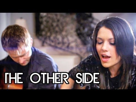 The Other Side by Jason DeRulo Cover with Luke Conrad and Alyssa Poppin  I like Jason DeRulo okay, but I really love their version of this song.  It's pretty epic.