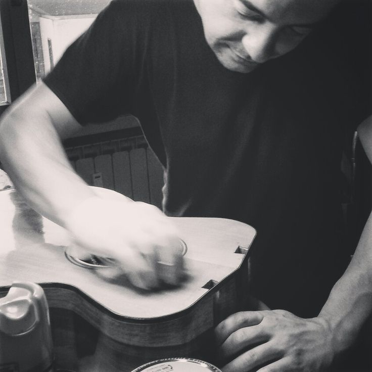 French polishing   www.amerigogozzi.com